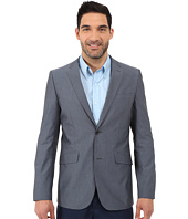 Perry Ellis - Slim Fit Chambray Suit Jacket