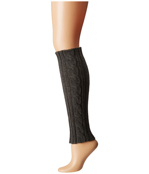 HUE Cable Wide Ribbed Legwarmer