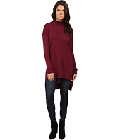Splendid - Cashmere Blend Turtleneck Tunic