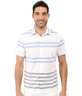 Perry Ellis - Regular Fit Stripe Pattern Shirt