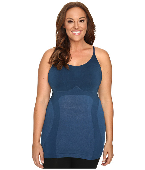 HUE Plus Size Seamless Shaping Cami