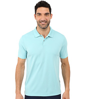 Perry Ellis - Two-Button Stripe Texture Polo