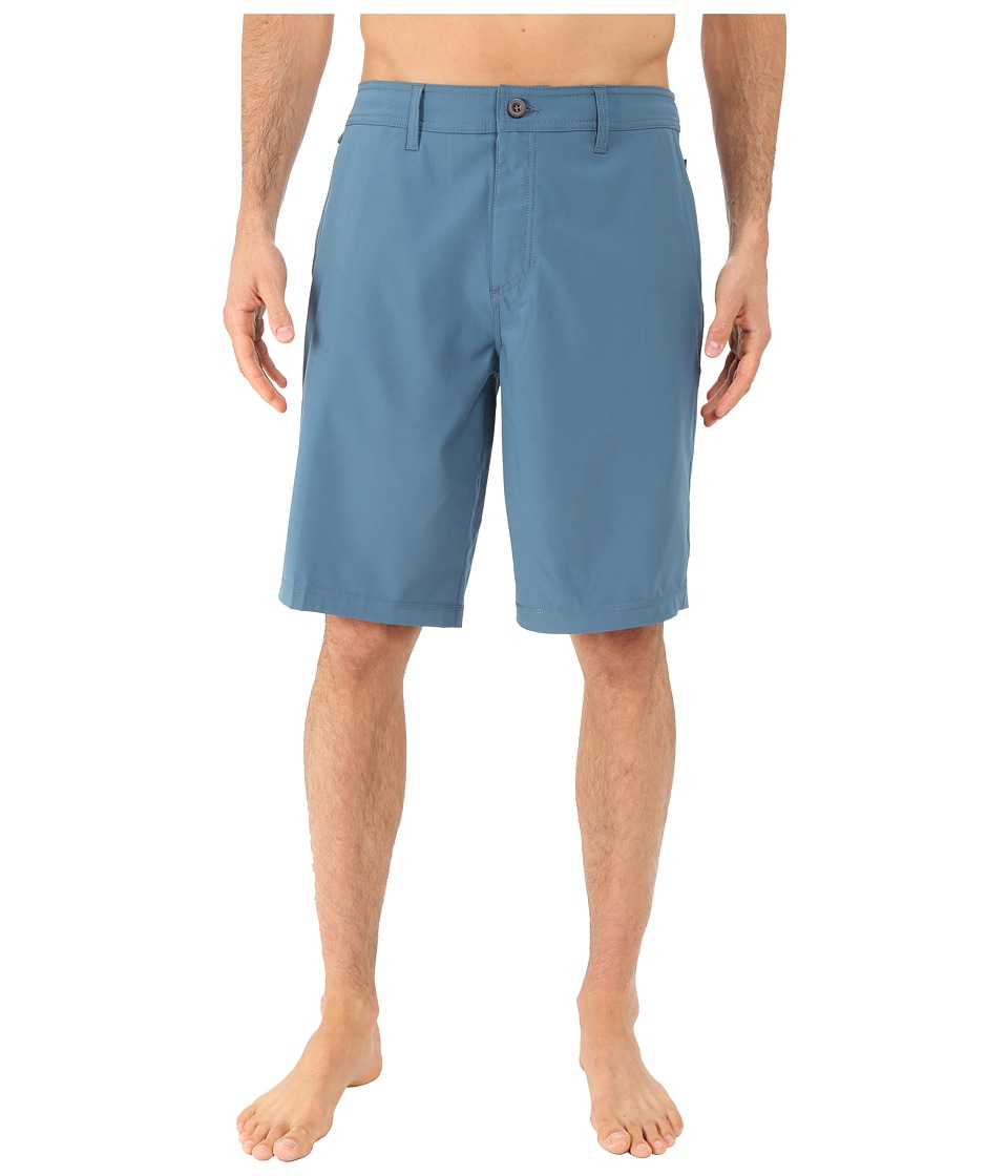 Jack ONeill A Frame Solid Boardshorts Earth Navy Mens Shorts