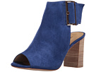 Vaneli - Bisa (French Blue Suede/Gold Buckle)