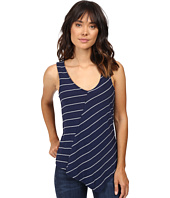 Splendid - Loralie Raised Yarn-Dye Stripe Tank Top