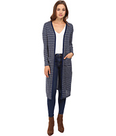 Splendid - Alline Stripe Loose Knit Duster Cardigan