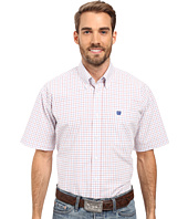 Cinch - Short Sleeve Plain Weave Print