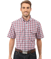 Cinch - Athletic Plaid Double Pocket