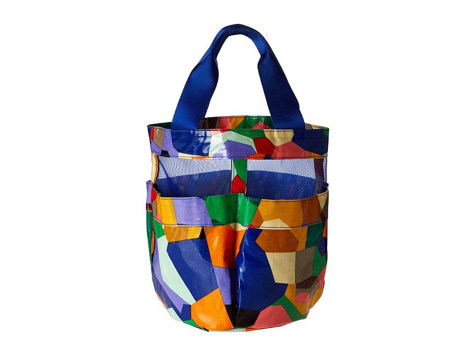 Vera Bradley Luggage - Dorm Caddy (Pop Art) Bags