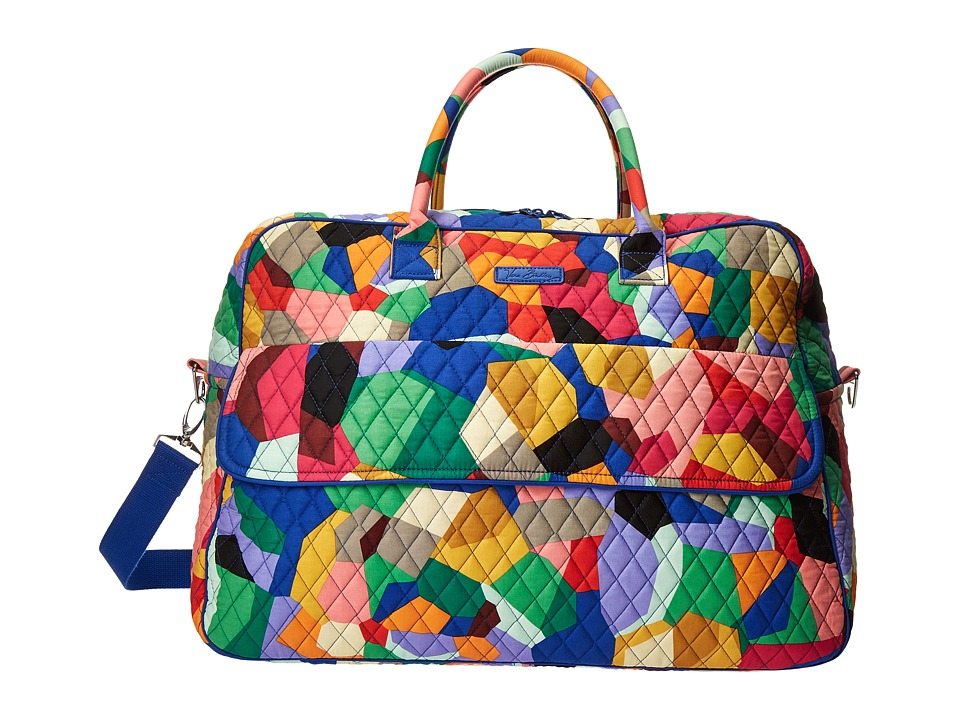 Vera Bradley Luggage - Grand Traveler (Pop Art) Duffel Bags