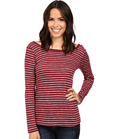Splendid - Alline Stripe Scoop Back Tee