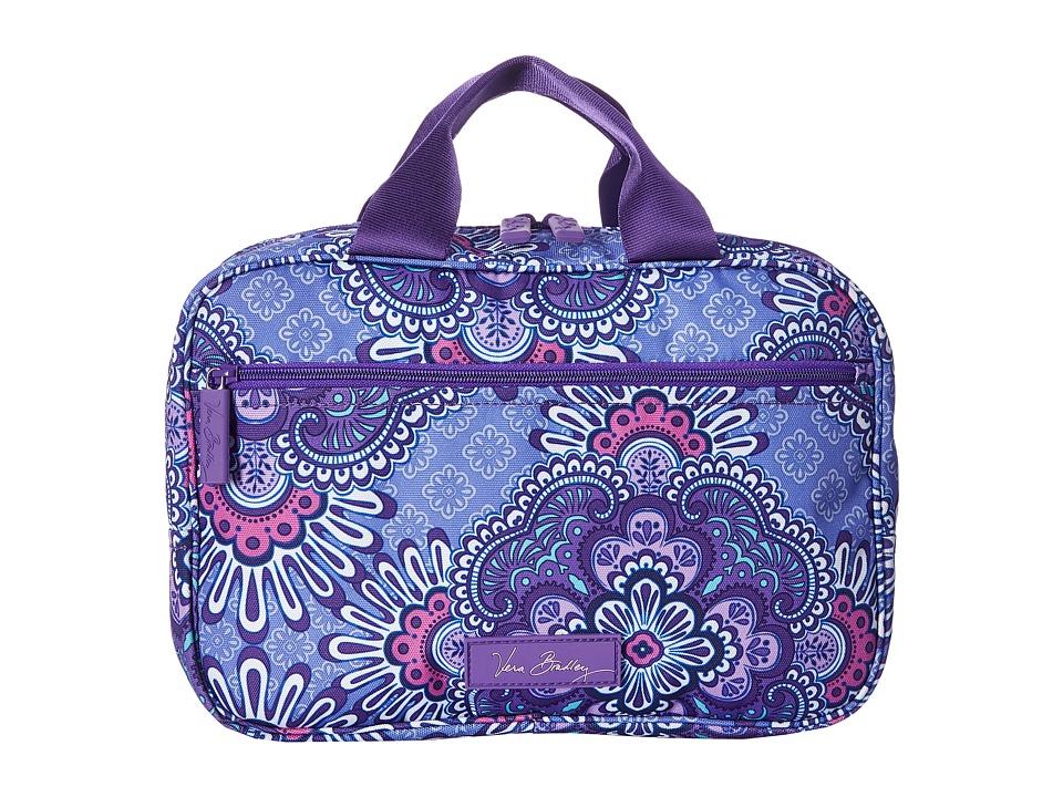 Vera Bradley Luggage - Lighten Up Travel Organizer (Lilac Tapestry) Luggage