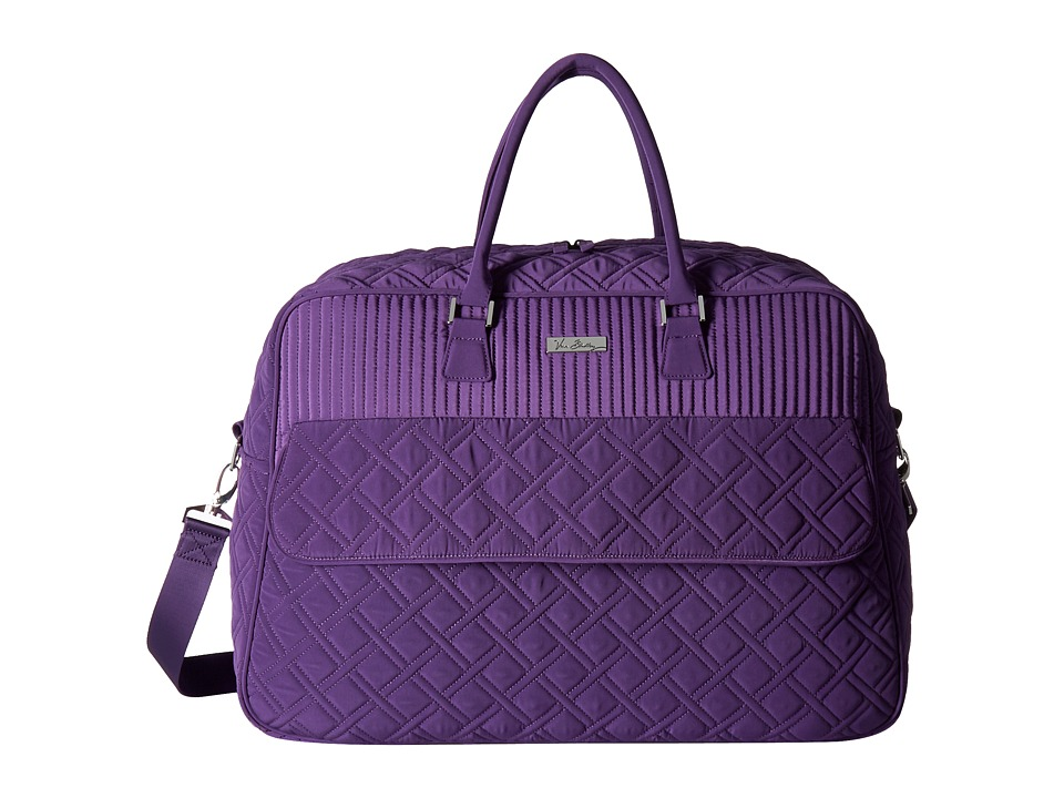 Vera Bradley Luggage - Grand Traveler (Elderberry) Duffel Bags