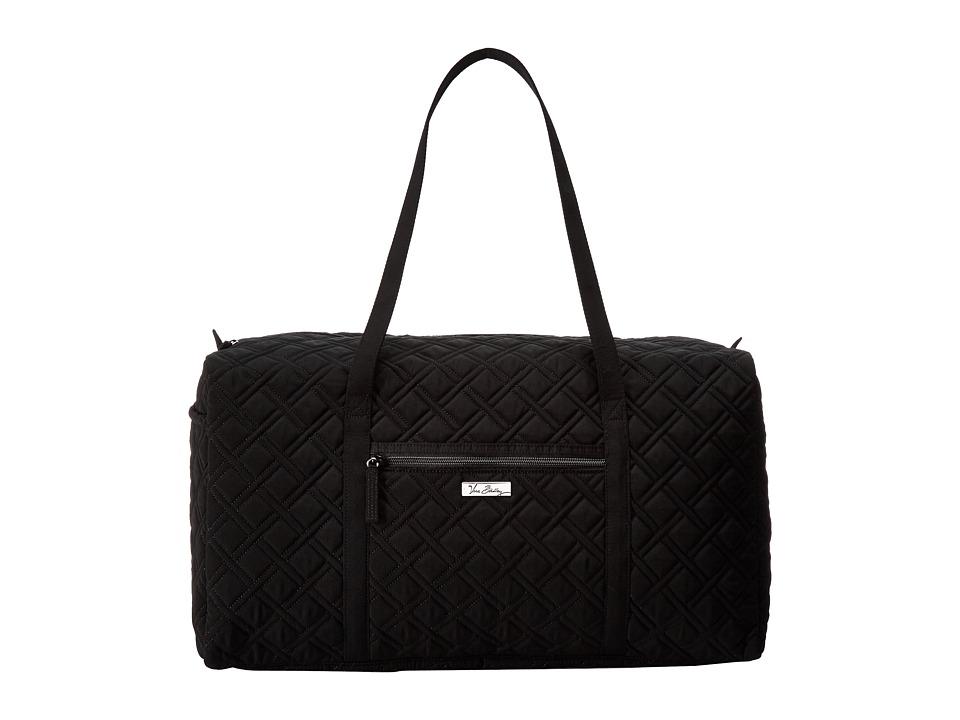 Vera Bradley - Large Duffel (Classic Black) Duffel Bags