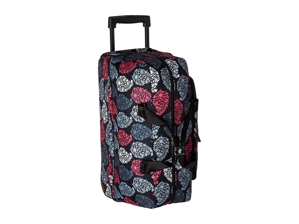 Vera Bradley Luggage - Lighten Up Wheeled Carry-on (Northern Lights) Carry on Luggage