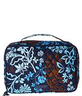 Vera Bradley Luggage - Large Blush & Brush Makeup Case