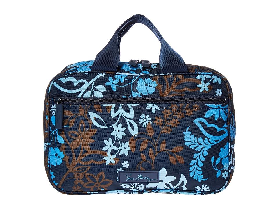 Vera Bradley Luggage - Lighten Up Travel Organizer (Java Floral) Luggage