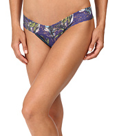 Hanky Panky - Blue Roses Low Rise Thong