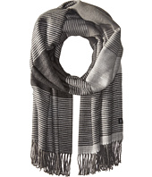 Echo Design - Soft Stripe Blanket Wrap