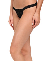 Hanky Panky - Shadow Stripe Open G-String