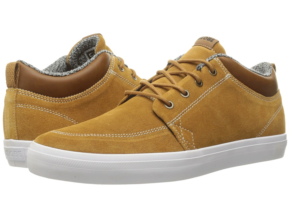 Globe GS Chukka (Dark Caramel/White) Men
