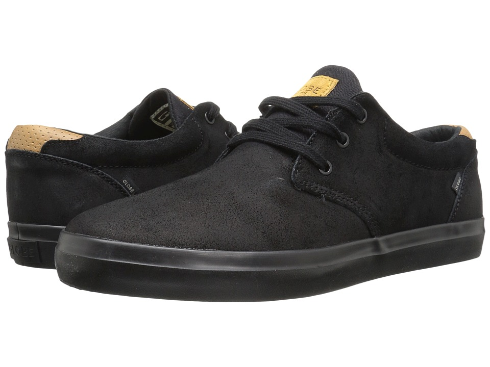 Globe - Willow (Black/Black) Mens Skate Shoes