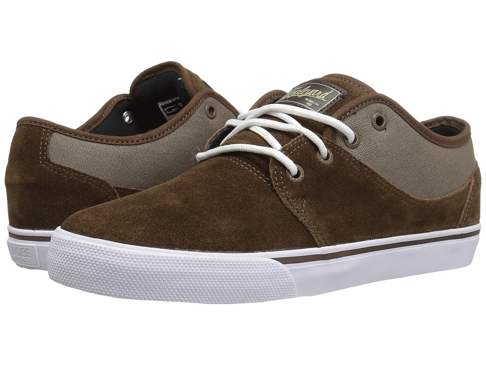 Globe Mahalo (Dark Earth/Walnut) Men