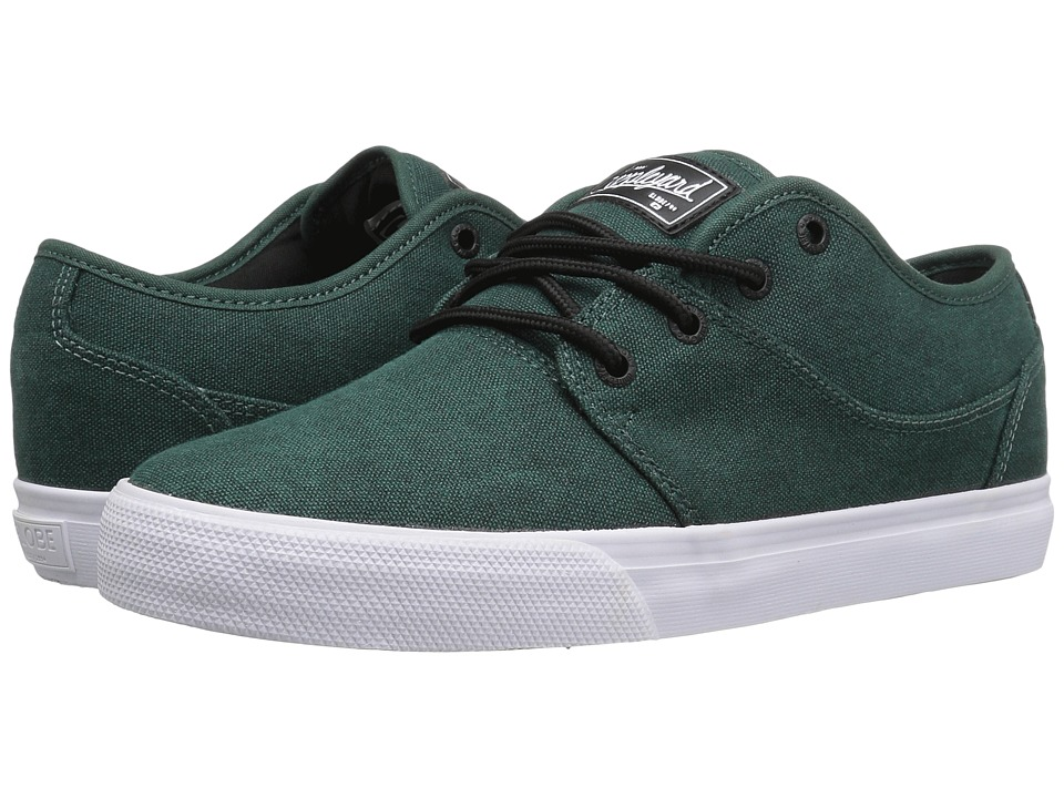 Globe Mahalo (Stonewashed Green) Men