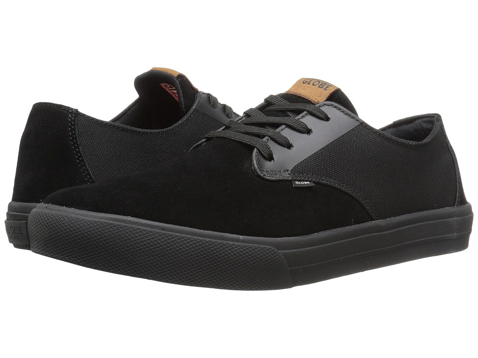 Globe Motley Lyte (Black/Black) Men