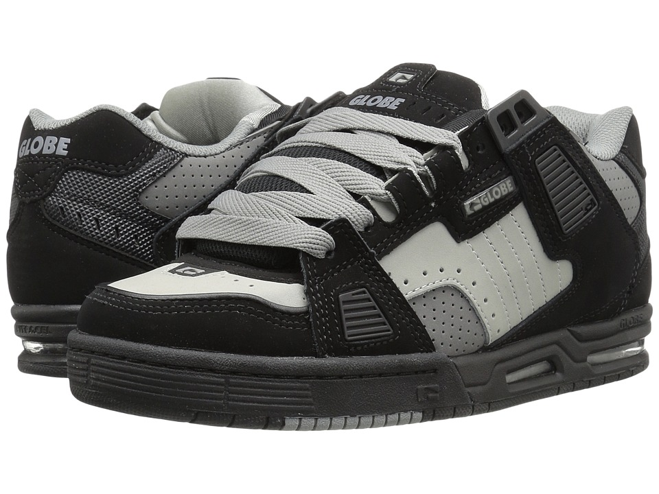 Globe Sabre (Black/Black/Grey) Men