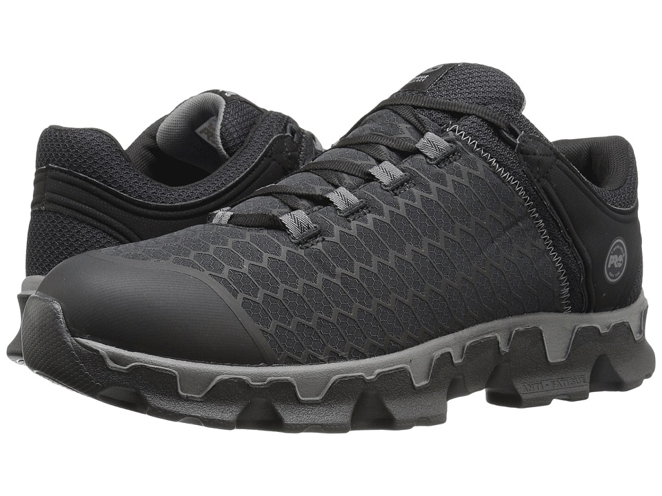 Timberland PRO Powertrain Soft Toe SD+ (Black Synthetic) Men