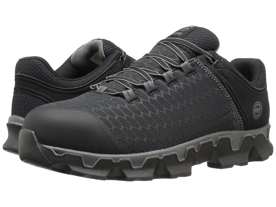 Timberland PRO Powertrain Alloy Toe (Black Synthetic) Men