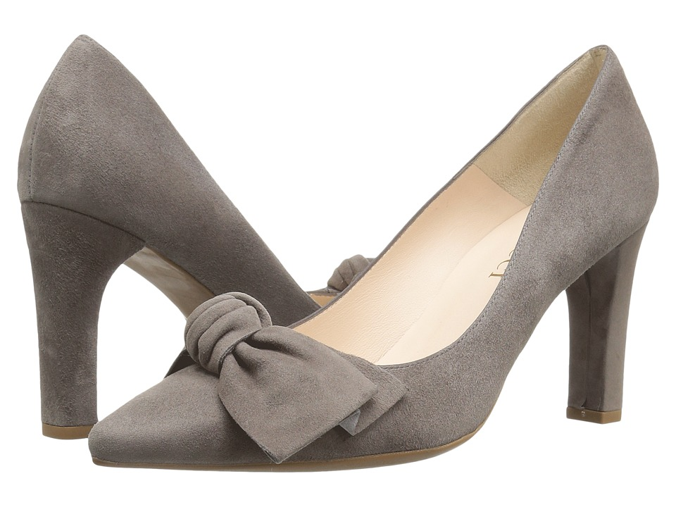 Sesto Meucci - 28375 (Taupe Suede) High Heels