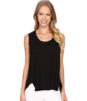 The Beginning Of - Danica Slit Hem Tank Top