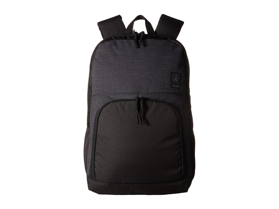 Volcom Roamer Backpack (Black) Backpack Bags