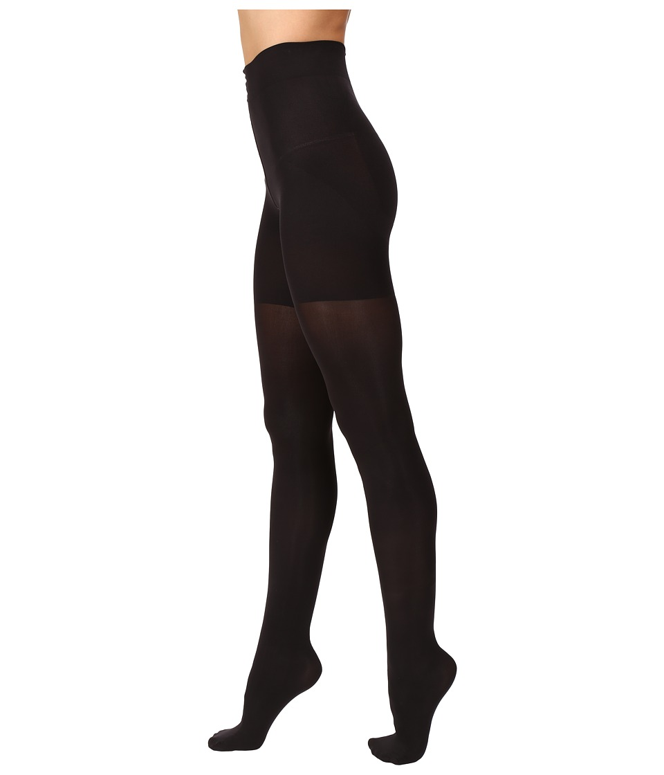 HUE - Shaping Tights 60D (Black) Control Top Hose