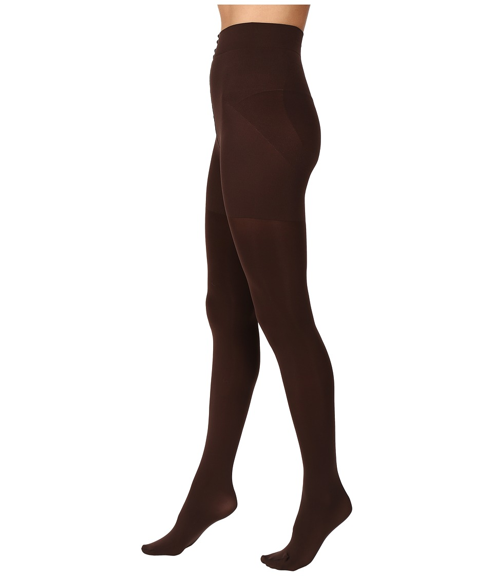HUE Shaping Tights 60D (Espresso) Control Top Hose
