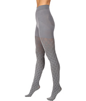 HUE - Diamond Weave Shaping Tights