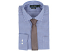 LAUREN Ralph Lauren Classic Warren Collar with Pocket Dress Shirt