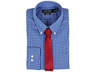 LAUREN Ralph Lauren Slim Button Down with Pocket Dress Shirt