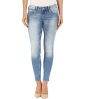 Mavi Jeans - Serenity Zip Detailed Skinny Ankle in Shaded Glam