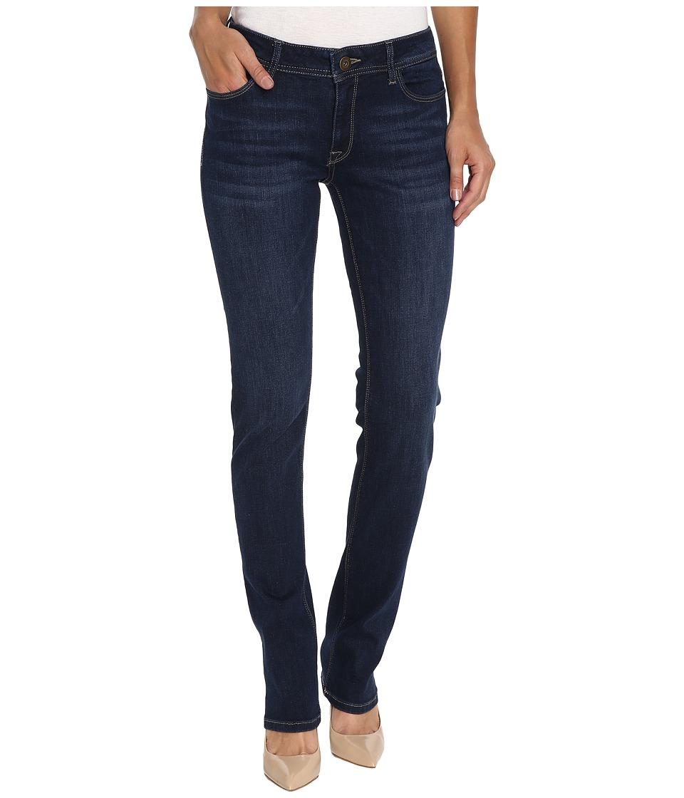 DL1961 - Coco Curvy Slim Straight in Atlas (Atlas) Womens Jeans