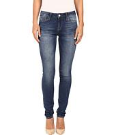 Mavi Jeans - Alexa Mid-Rise Skinny in Dark Indigo Tribeca
