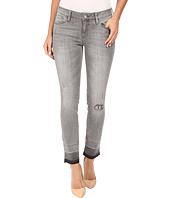 Mavi Jeans - Adriana Ankle in Grey Destructed Vintage