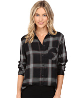 Sanctuary - Tailored Boyfriend Shirt w/ Single Pocket