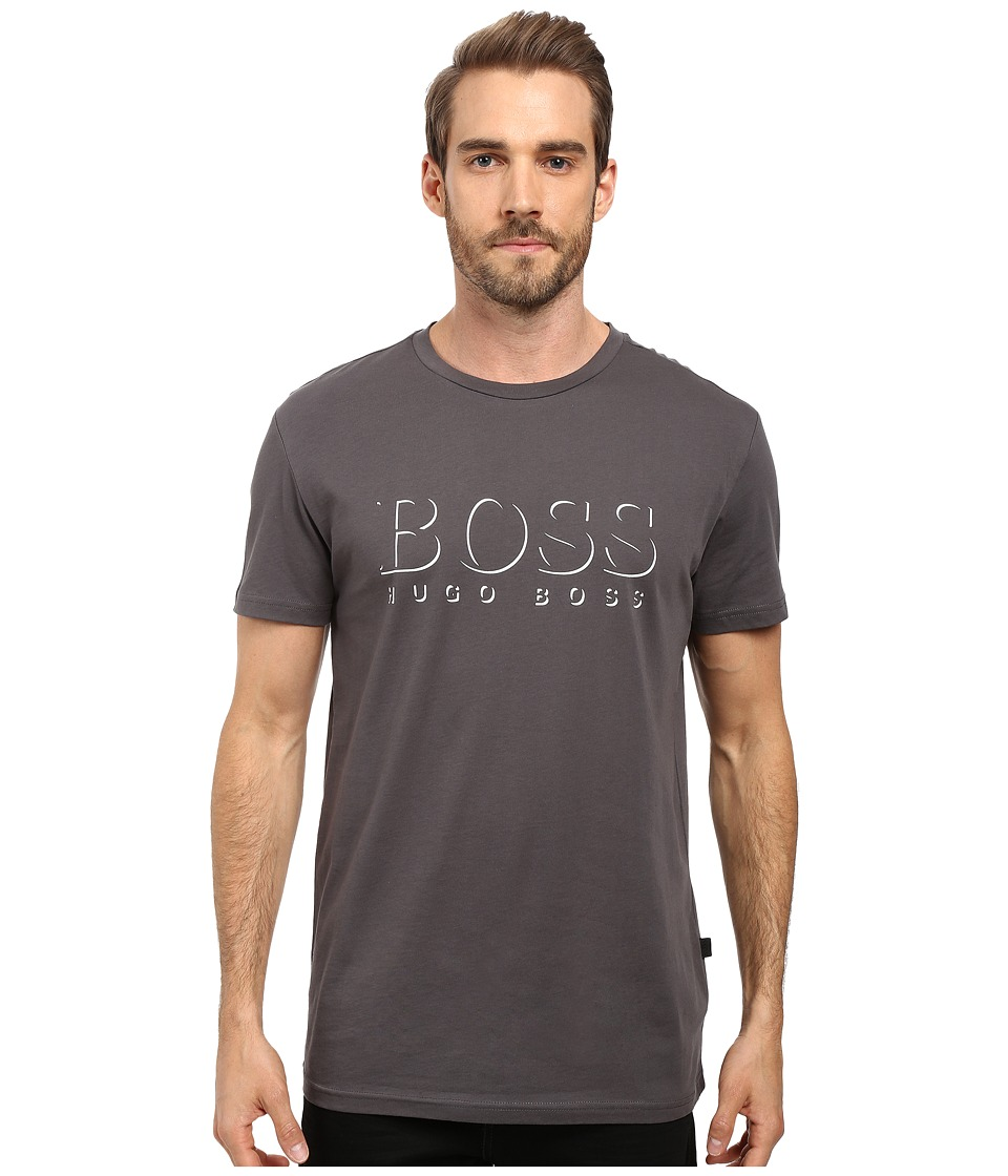 BOSS Hugo Boss - T-Shirt RN 10144419 (Dark Grey) Men
