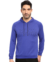 BOSS Hugo Boss - Long Sleeve Hooded Shirt 1019
