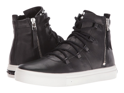 Kennel & Schmenger Lace Front High Top - Black