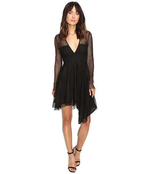 StyleStalker Athena Long Sleeve Dress