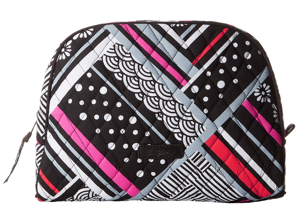 Vera Bradley Luggage - Large Zip Cosmetic (Northern Stripes) Cosmetic Case